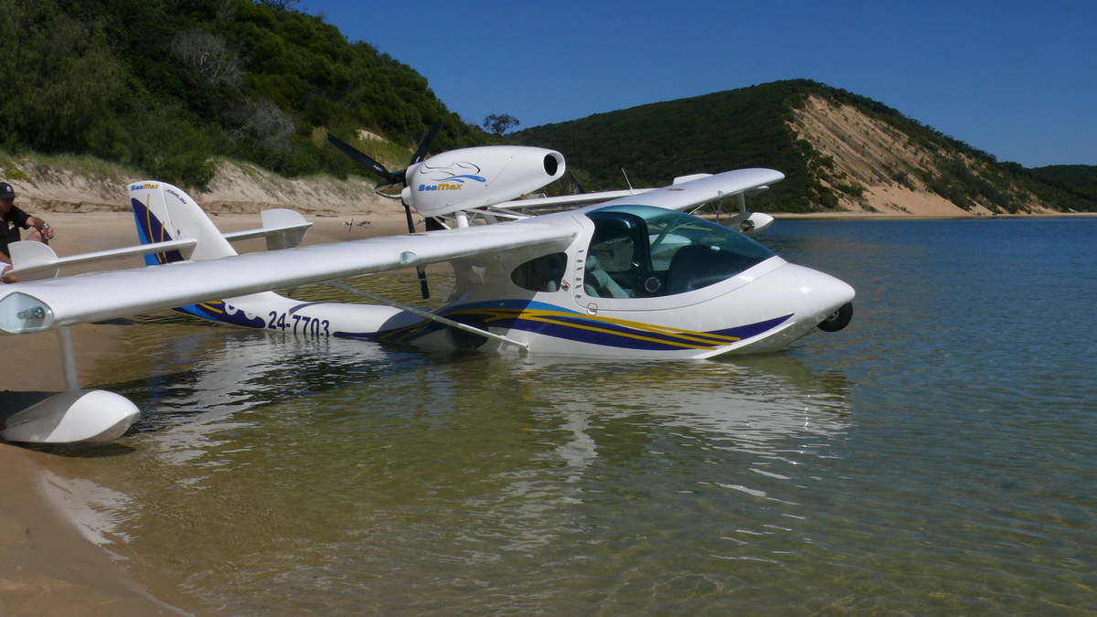 Seaplane Pilots Association Australia - TRAINING